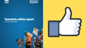 NSW mine Safety regulator Report