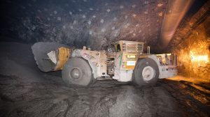 Pybar mining services miner trapped in a fall of ground mine accident