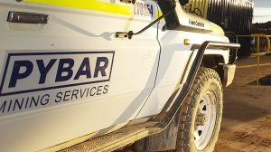Pybar recovery of henty miner