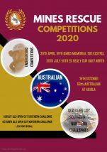 Queensland Mines Rescue Competitions - QMRS memorial competition