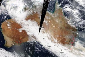 Eastern Pilbara Weather Warning as tropical low intensifies