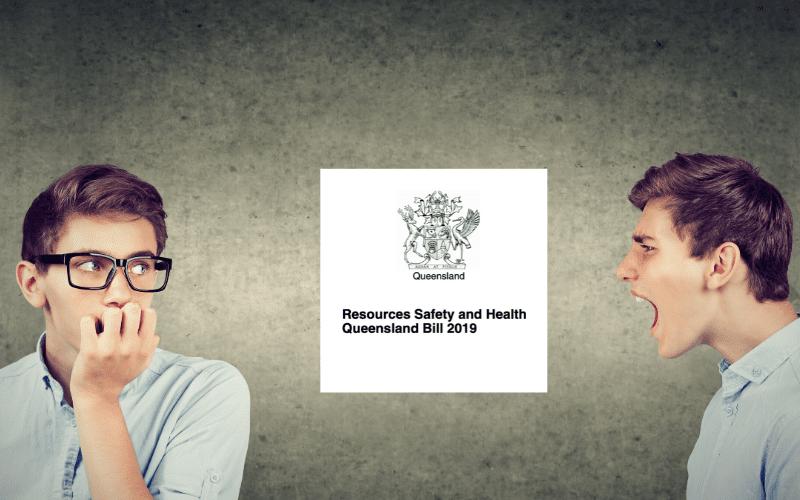 Resources Safety and Health Queensland legislation