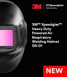 3M Speedglas Welding Helmet