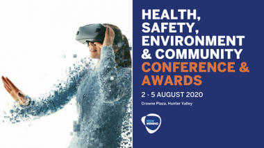 NSW mining health safety environment and community conference HSEC Conference