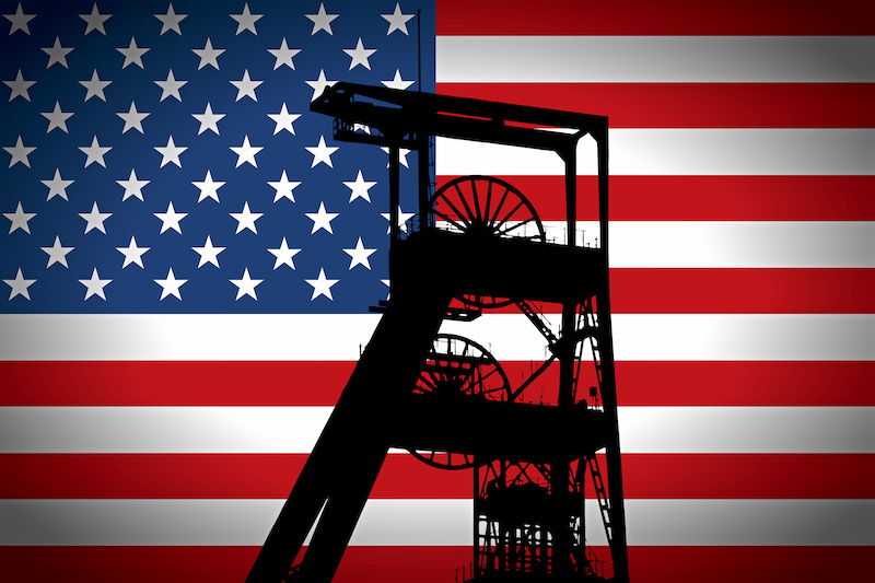 American mining fatality rates fall