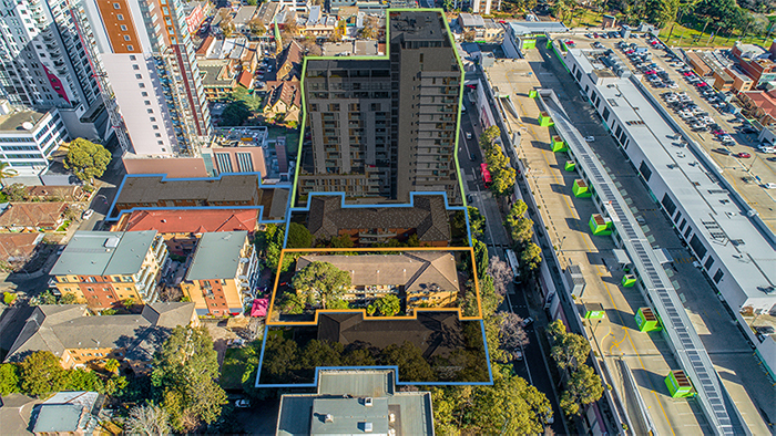 Balmain Private commercial investment