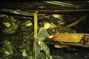 Buried continuous miner NSW mine