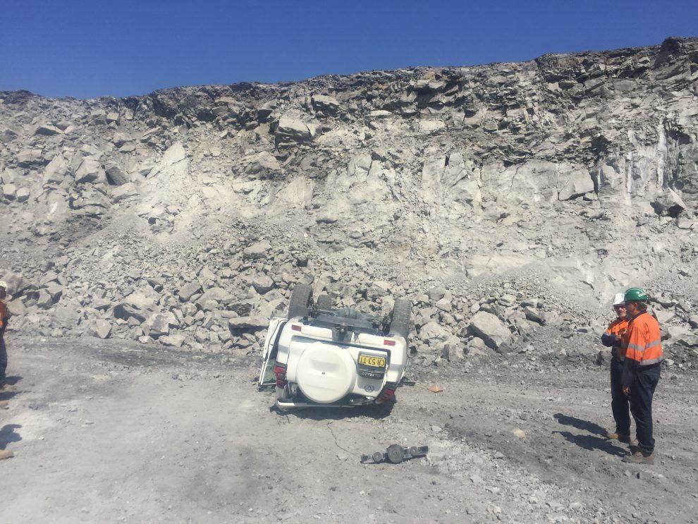 Ravensworth light vehicle incident