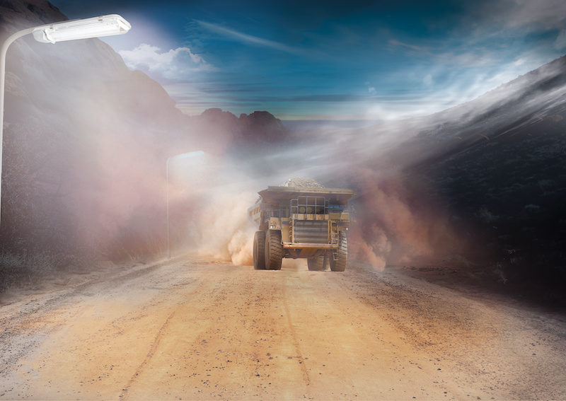 Coal dust in mining communities may be contributing to workplace exposures