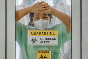 mining camp quarantine