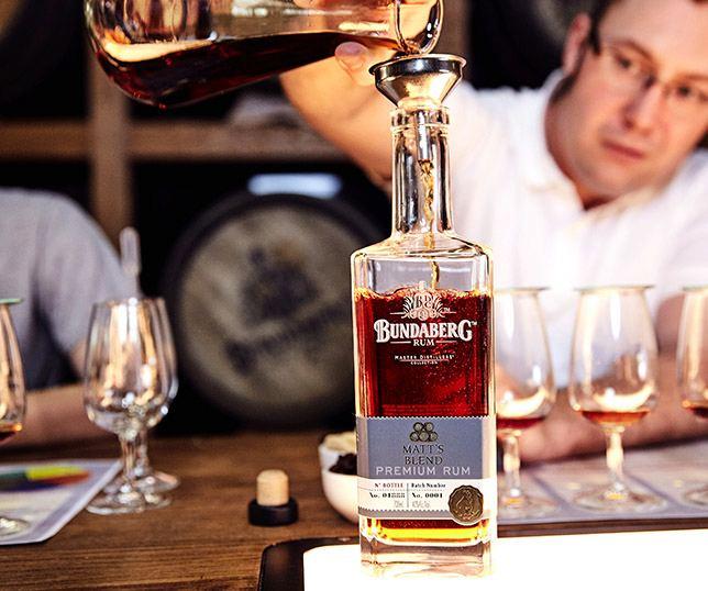 Hand sanitiser from rum distillery