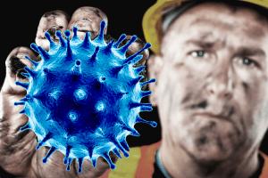 Coronavirus protection miners