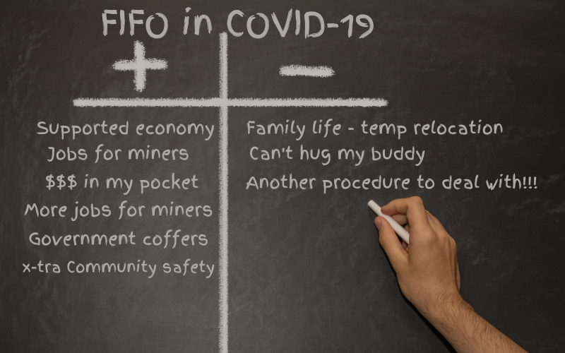 FIFO changes for COVID-19