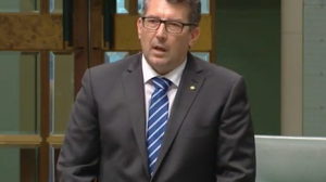 Keith Pitt Resources Minister
