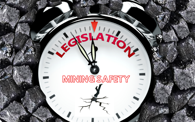 Queensland mining safety legsilation