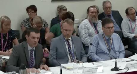 Mark Stone Queensland's mine safety bureaucrat
