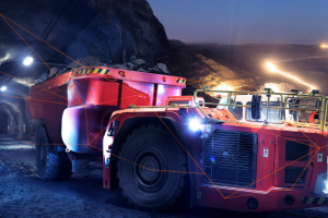 Sandvik Automine for trucks