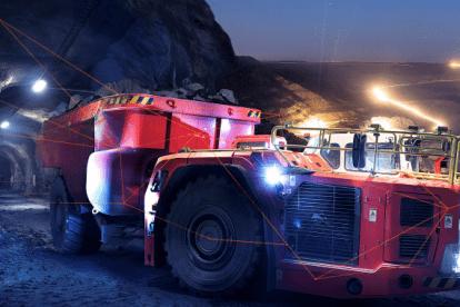Sandvik Automine for trucks