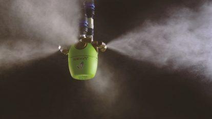 Dry Fog Unit COVID-19