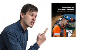 Queensland mine safety commissioner's report