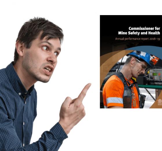 Queensland mine safety commissioner's report