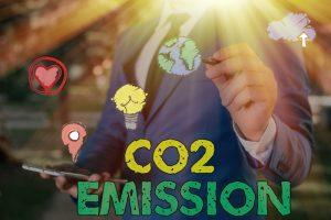 carbon emissions.