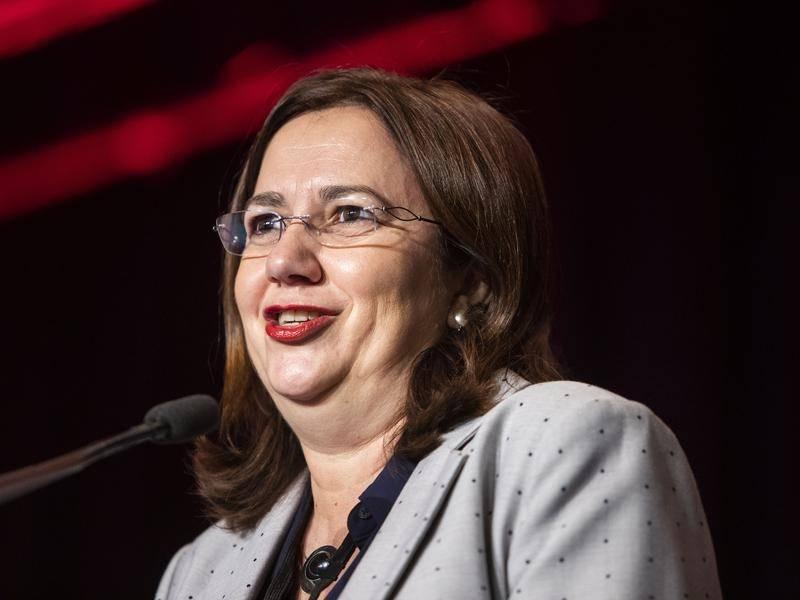 Premier Anastacia Palaszcuk dispatches mines minister