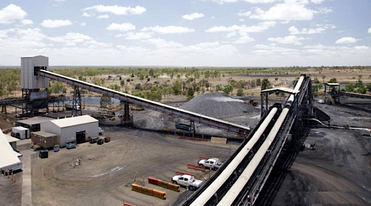 Anglo American Coal Mine Explosion