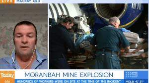 Moranbah mine explosion Stephen Smyth