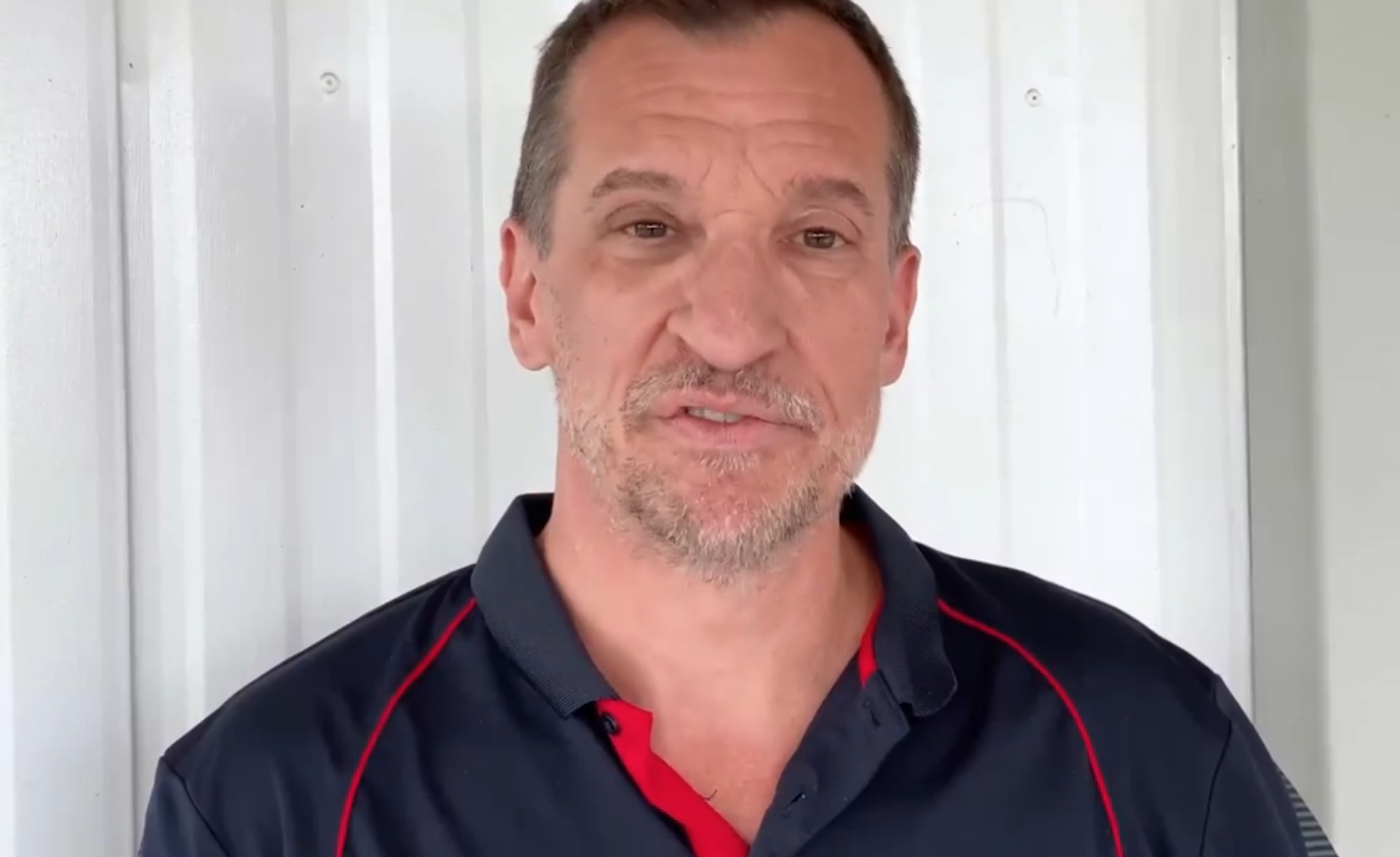 Tyler Mitchelson speaks on Grosvenor Coal mine explosion