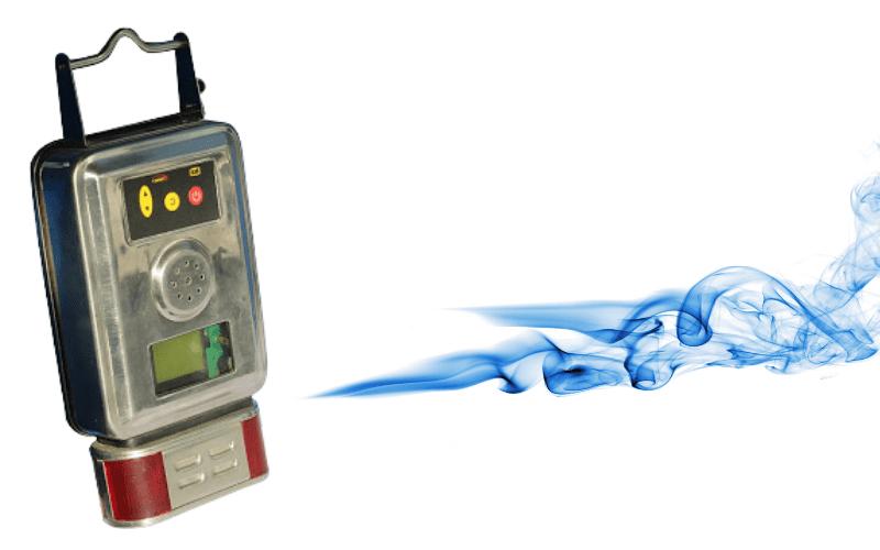Venturi air blowers to prevent tripping of mining equipment