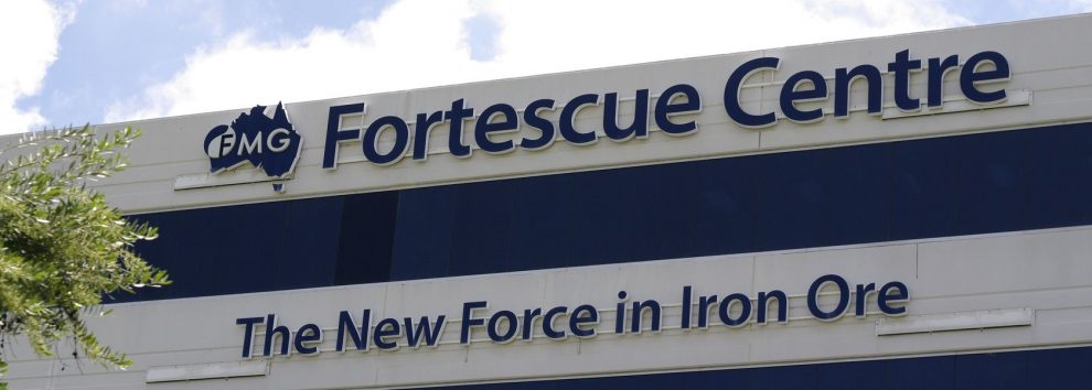 Fortescue integrated operation centre