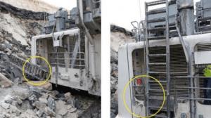 hydraulic ladder fatality