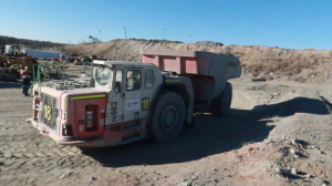 Tritton underground haul truck fire prosecution