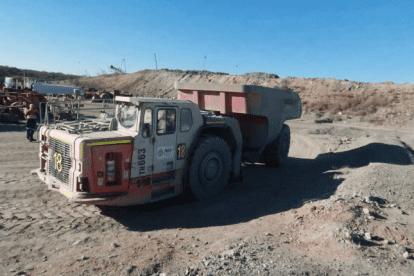 Tritton underground haul truck fire prosecution
