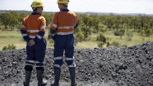 Grosvenor casual miner near Moranbah