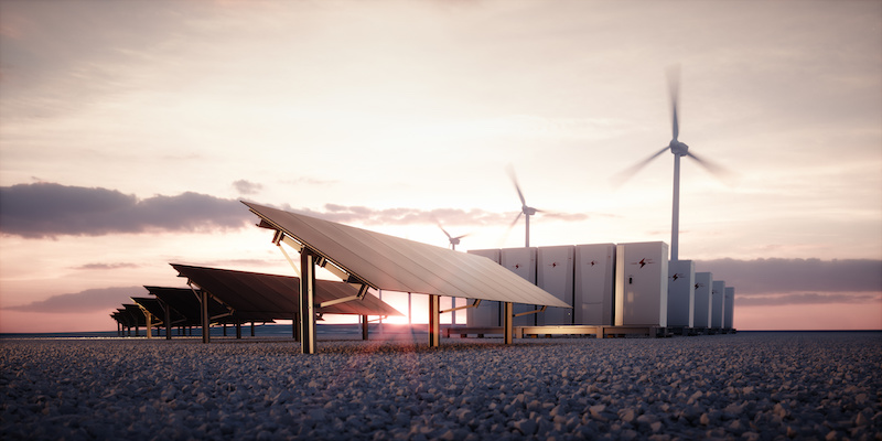 Renewable energy transition
