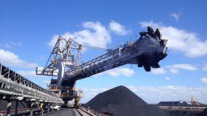 Coal Dust Suppression