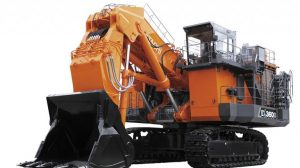 Hitachi EX-7 Excavator