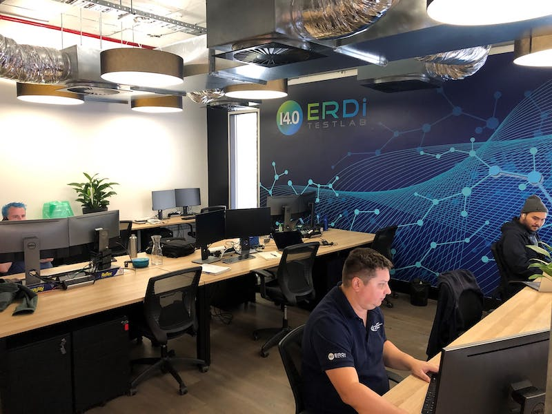 Energy and Resources Digital Interoperability (ERDi)