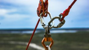 warning over use of rope access systems at mines for highway scaling