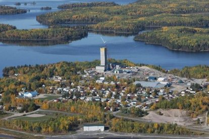 evolution mining red lake mine