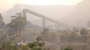 springvale underground coal mine