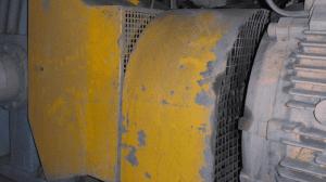 oil overheating gearbox
