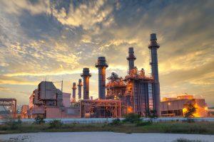 Collinsville power station blocked