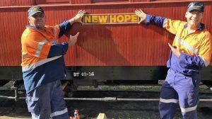 new Hope miners