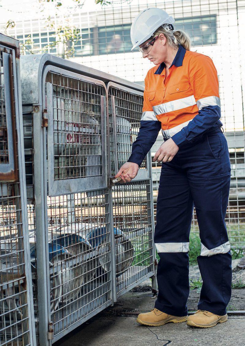 Safety clothing Australia