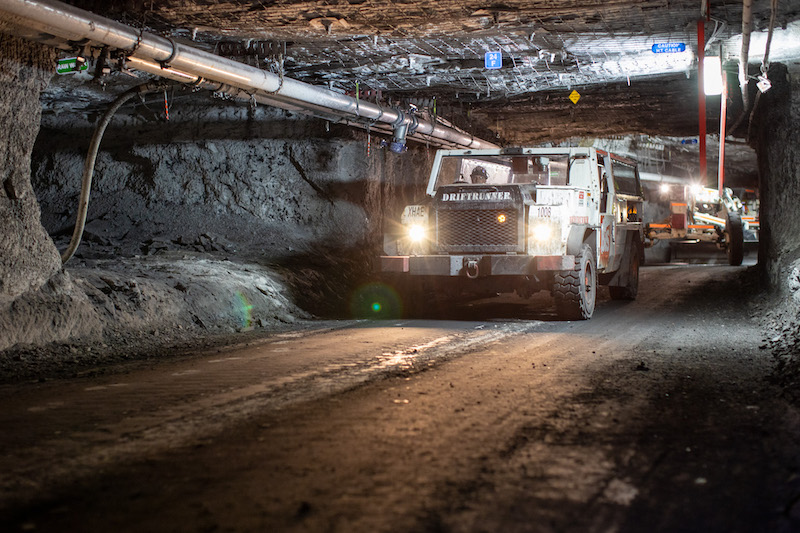 Anglo American's Aquila project