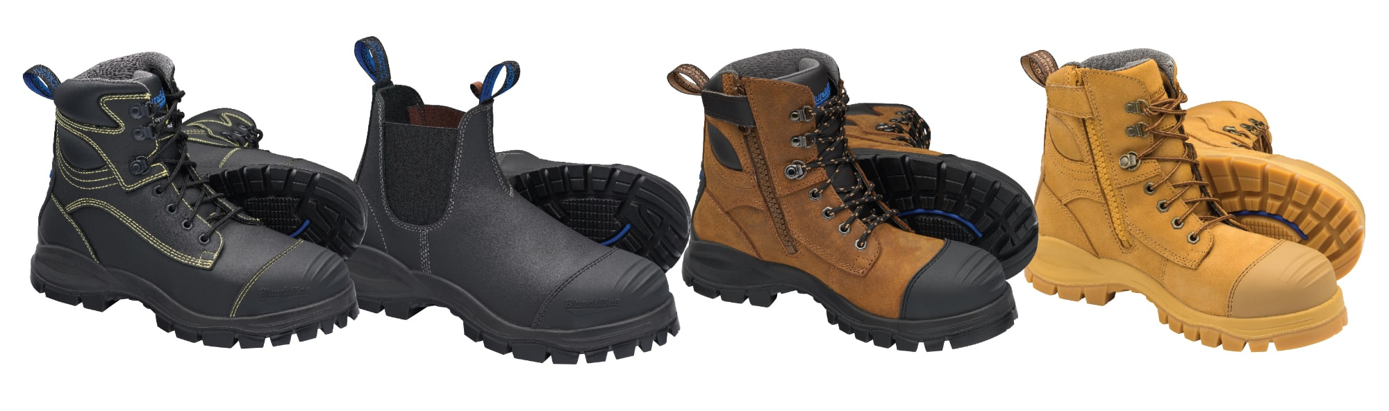 Blundstone Choosing the Correct Safety Footwear RANGE