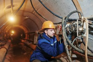 Powertec Underground Communication System